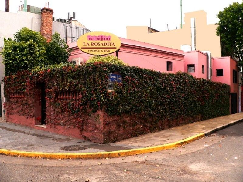 Foto Reprodução: La Rosadita